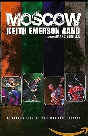 Moscow [DVD]: Amazon.es: Emerson Band: Cine y Series TV