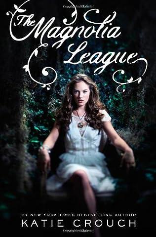 book cover of The Magnolia League