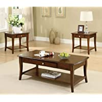 Lincoln Park 3 Pc. Table Set