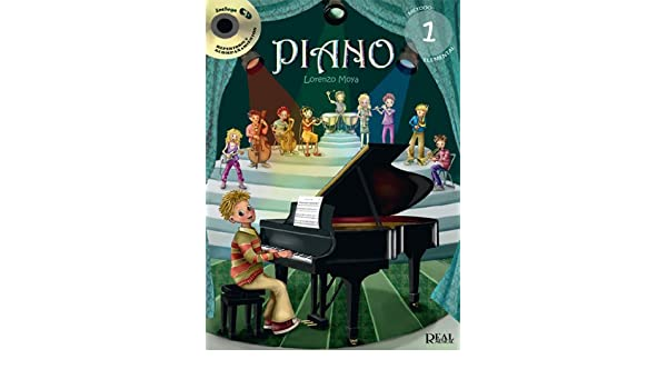 Volumen I Piano: método elemental para piano: MOYA L: 9788438711224: Amazon.com: Books