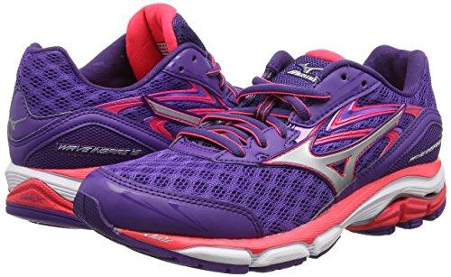 Chaussures Inspire Femmes Pink Mizuno Pour Silver Diva Purple 12 De Wave Course Royal df0OWp0