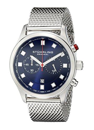 Stuhrling Original Men's 562.33116 Champion Victory Elite Stainless Steel Watch