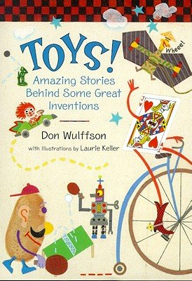 Download Toys! Amazing Stories Behind Some Great Inventions pdf epub