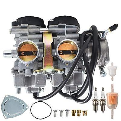 labwork New Carburetor for 2001-2005 Yamaha Raptor 660R YFM660R: Automotive
