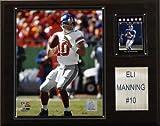NFL Eli Manning New York Giants Player Plaque
