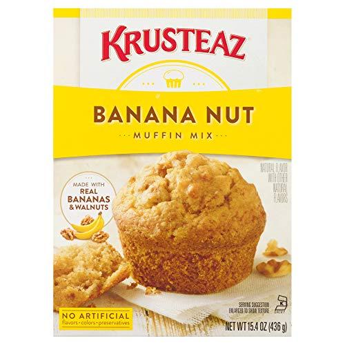 🥇 Krusteaz Banana Nut Muffin Mix