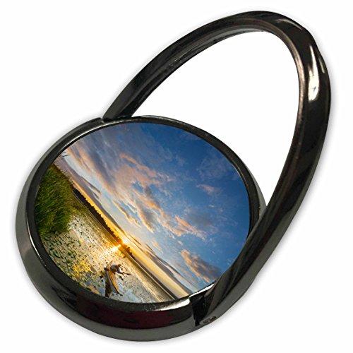 - 3dRose Danita Delimont - Sports - USA, Washington, kayaker paddling sea kayak on Union Bay, MR. - Phone Ring (phr_206282_1)