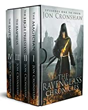 The Ravenglass Chronicles: episodes one to four of the coming-of-age high fantasy serial