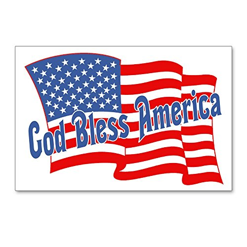 - CafePress - GOD BLESS AMERICA July 4Th Postcards (Package Of 8 - Postcards (Package of 8), 6