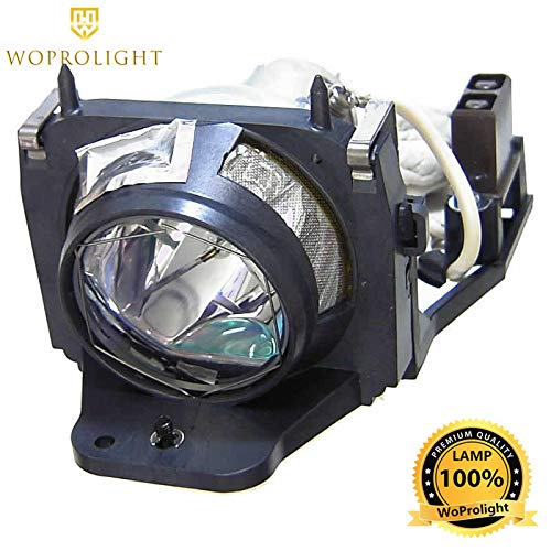 WoProlight SP-LAMP-LP5F/SP-LAMP-LP5E/SP-LAMP-002A/TLPLT3A/TLP-LT3 プロジェクターランプ ハウジング付き 対応機種: Infocus LS110 SP110 LP500 LP530   B07QCNR4NZ