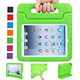 NEWSTYLE Apple iPad 2 3 4 Shockproof Case Light Weight Kids Case Super