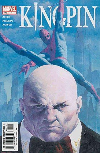 (Kingpin (2nd Series) #1 FN ; Marvel comic book)