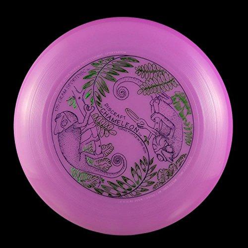 camale/ón UV Frisbeesport disco volador 175 g