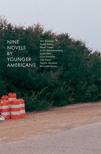 Nine Novels by Younger Americans ebook