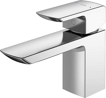 Fantastic Toto Tlg02301Ucp Single Handle Sink Bathroom Faucets Beutiful Home Inspiration Semekurdistantinfo