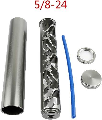 Filtri carburante filtro a spirale esteso NAPA 4003 da 6 pollici 10 pollici WIX 24003 1//2-28 o 5//8-24 filtro carburante in lega single core Filtro carburante HOPQ