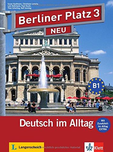 berliner platz 3 neu lehr und arbeitsbuch language path. Black Bedroom Furniture Sets. Home Design Ideas