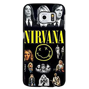 Fresh-art Charming Amazing Nirvana Phone Case Cover For Samsung Galaxy s6 Edge Plus