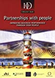 Partnerships with People, Institute of Directors Staff, 0749428309