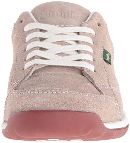 Peltro Sneaker Da Donna Semplice In Zucchero
