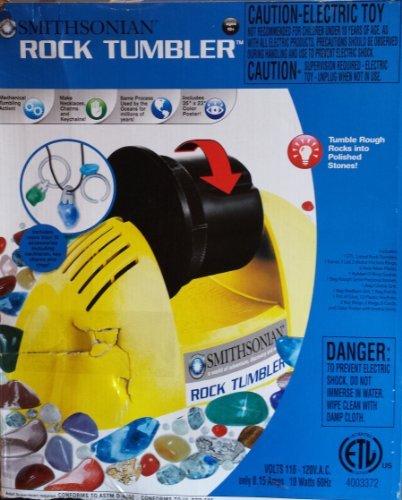 NSI/Smithsonian 49005 Rock Tumbler by NSI/Smithsonian