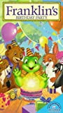 Franklin - Franklins Birthday Party [VHS]