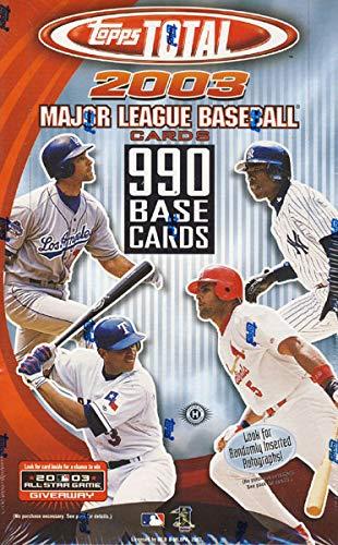 2003 Topps Total Baseball Hobby Box ()