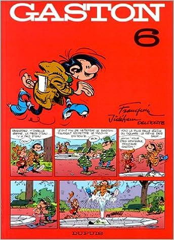 Livres Gaston, tome 6 pdf ebook