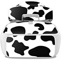 Skin For DJI Goggles – Cow Print | MightySkins Protective, Durable, and Unique Vinyl Decal wrap cover | Easy To Apply, Remove, and Change Styles | Made in the USA