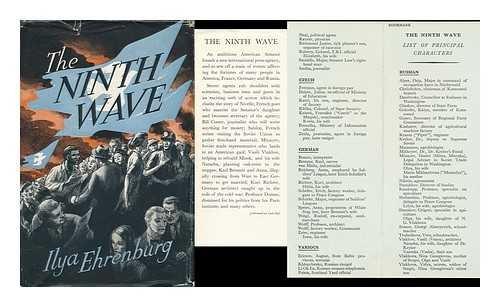 The Ninth Wave by Ilya Ehrenburg. [Translated by Tatiana Shebunina and Joseph Castle]