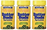 #7: Butter Buds, Sprinkles, Butter Flavored Granules, 2.5 Ounce (Pack of 3)