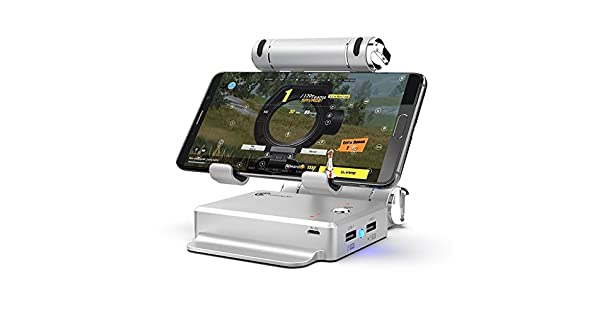 Amazon.com: GameSir X1 Battledock FPS Mobile Game Controller Mouse and Keyboard Converter for Android Smartphone Tablet: Video Games