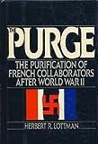 The Purge, Herbert R. Lottman, 0688049400