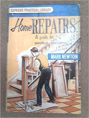 Free textbook downloads kindle Home Repairs (Express Practical Library.) B0000CLYU4 (Dutch Edition) PDF ePub iBook