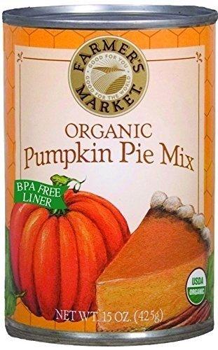 Farmers Market Foods Mix Pumpkin Pie