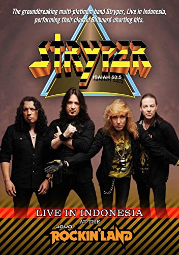 Stryper - Live In Indonesia At Java Rockin' - Indonesia Store
