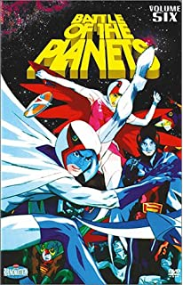 Battle Of The Planets Vol 6
