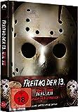 Freitag, der 13. - Teil 7: Jason im Blutrausch - Uncut/Mediabook  (+ DVD) (+ Bonus-DVD) [Blu-ray] [Limited Edition]