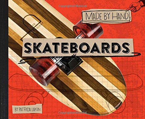 Skateboards (Made by Hand)