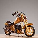 Retro American motorcycle Decoration Wine cabinet decorations indoor living room coffee table TV cabinet office desk Wedding Gifts