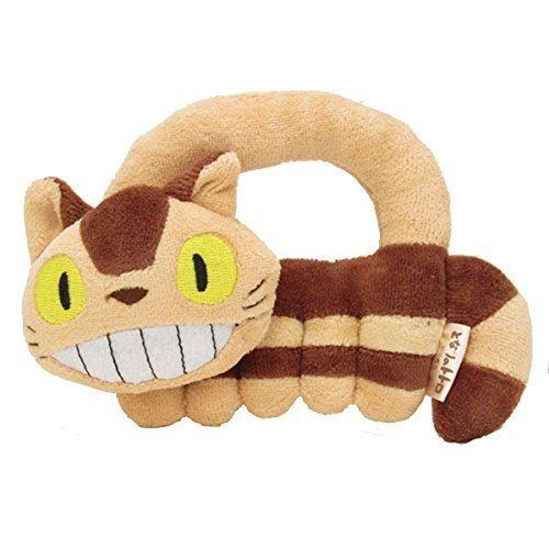 My Neighbor Totoro rattle (Cat Bus)