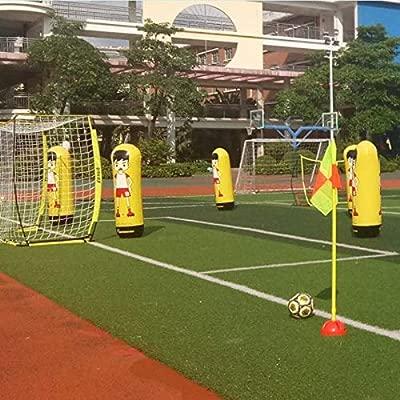 Pergrate 1,6 M Hinchable Entrenamiento de Fútbol Gol Guardian ...