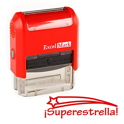 Spanish Teacher Stamp - SUPERESTRELLA