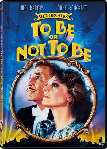 DVD : To Be or Not to Be (1983) (Sensormatic)