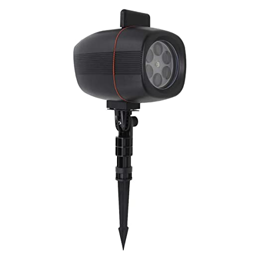 Amazon.com: YUNBO LED Proyector Luz Impermeable IP65 con 12 ...