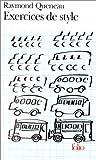 Exercices de Style, Raymond Queneau, 2070373630