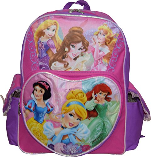 Disney Girl's Princess Embossed 16