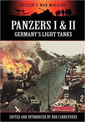 Book Panzers I and II - Germany's Light Tanks