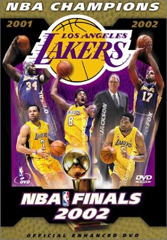 Championships Bryant Kobe - 2002 NBA Finals Los Angeles Lakers Championship Video