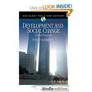 Development and Social Change: A Global Perspective (Sociology for a New Century Series) Philip McMichael